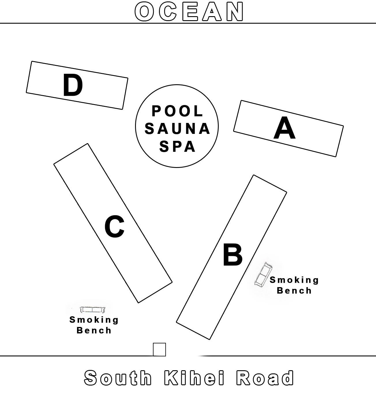 Luana Kai Property Map