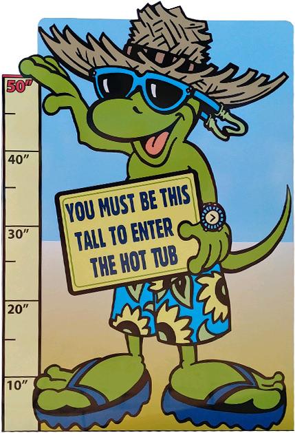 Luana Kai Hot Tub Rules